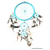 dream catcher blue